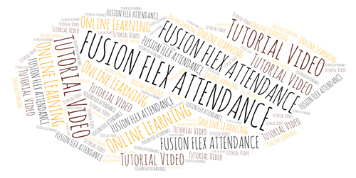Fusion Flex Attendance Tutorial Video